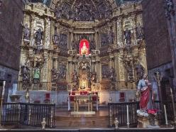 Kirche in Los Arcos