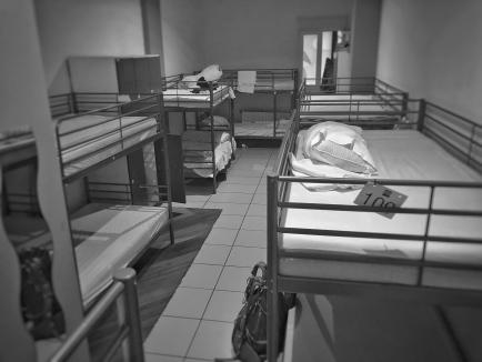 Der Schlaf'Saal'