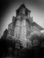 Kirche in Viana