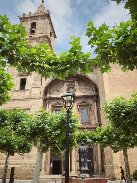 Kirche in Navarrete