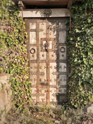 schöne Tür