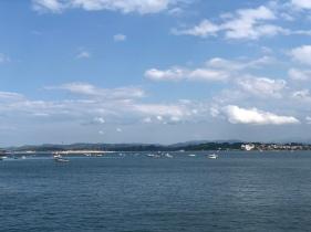Bucht Santander