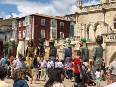 Puppen Burgos