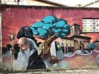 Graffiti in Belrado