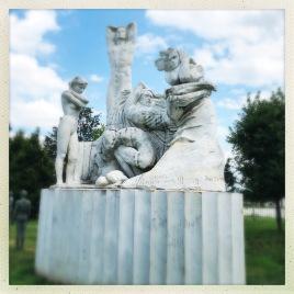 Denkmal in Santander