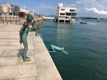 Hafen Santander