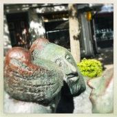 Skulptur In O