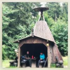 Schutzhütte am Eselsplatz